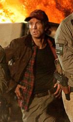 The A-Team: nuove immagini ufficiali - Faceman, Murdock, Hannibal e Barracus