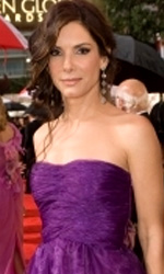 Golden Globes: Avatar continua a trionfare - Sandra Bullock