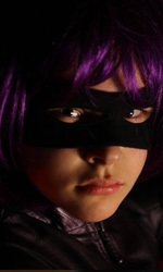 Kick-Ass: nuove immagini di Hit-Girl e Kick-Ass - Hit-Hirl (Chloe Moretz)