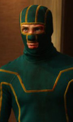 Kick-Ass: nuove immagini di Hit-Girl e Kick-Ass - Kick-Ass (Aaron Johnson)