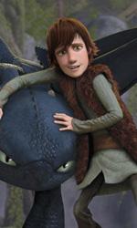 2010: prime immagini dei film della Paramount - Hiccup e il suo drago