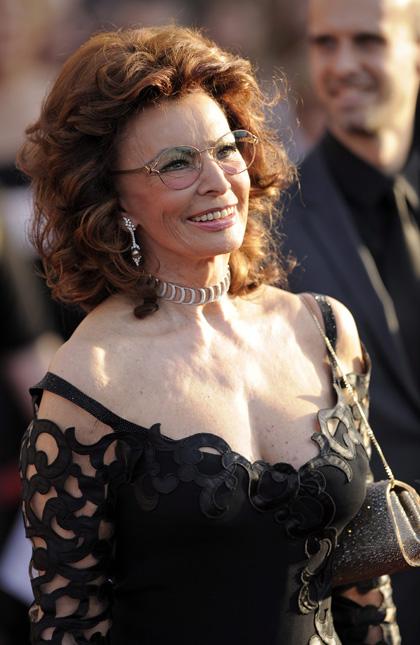 Screen Actors Guild Awards 2010: trionfa Bastardi senza gloria - Sophia Loren