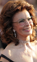 Screen Actors Guild Awards 2010: trionfa Bastardi senza gloria - Sophia Loren