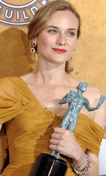 Screen Actors Guild Awards 2010: trionfa Bastardi senza gloria - Diane Kruger