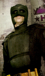 Kick-Ass in una sanguinosa copertina di Empire - Big Daddy (Cage)