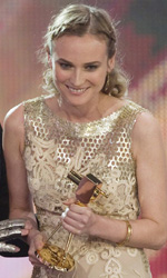 Golden Camera Awards 2010: le foto - Diane Kruger