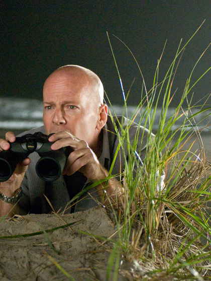 In foto Bruce Willis (58 anni)
