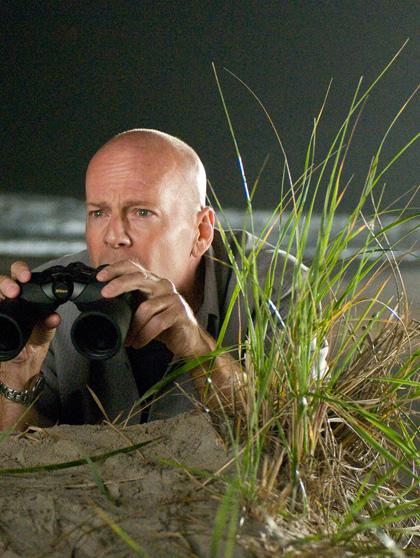 In foto Bruce Willis (63 anni)