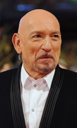 Shutter Island: il red carpet - Ben Kingsley