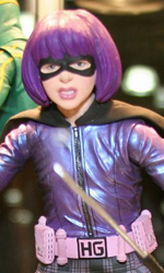 Toy Fair 2010: le action figure di Iron Man 2, Jonah Hex e Scontro tra Titani - La Deluxe Figures di Hit Girl
