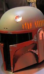 Toy Fair 2010: le action figure di Iron Man 2, Jonah Hex e Scontro tra Titani - L'elmetto elettronico di Boba Fett della Hasbro