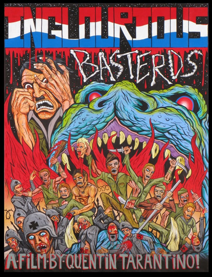 Il poster di Skinner Davis -