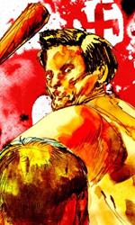 Bastardi senza gloria: The Lost Art, una mostra per aiutare Haiti - Il poster di David Choe