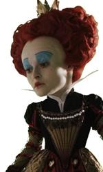 Alice in Wonderland: nuove featurette e 'Almost Alice' di Avril Lavigne - 2� fase della 2� progressione della Regina di Cuori