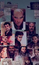 Kick-Ass: i concept art e il nuovo red-band trailer - Il muro dei cattivi