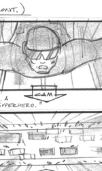 Kick-Ass: i concept art e il nuovo red-band trailer - Lo storyboard