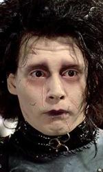 5x1: Tim Burton, il diabolico artista - Edward mani di forbice