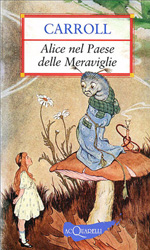 Alice nel Paese delle Meraviglie, il libro - La recensione *****