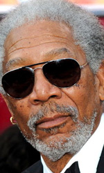 Oscar 2010: il red carpet - Morgan Freeman