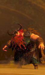 Dragon Trainer: immagini, una clip e le lezioni sull'allenamento coi draghi - Stoick