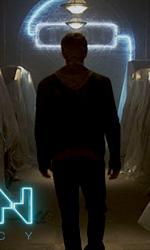 Tron Legacy: un nuovo sito virale porta alla scoperta del teaser trailer ufficiale - Sam alla Flynn's Arcade