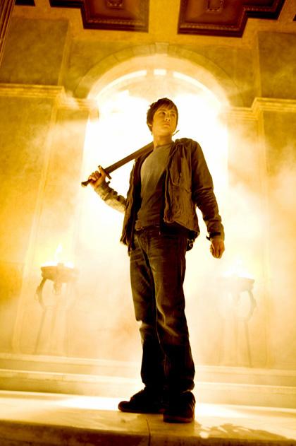 Percy Jackson e gli Dei dell'Olimpo - Il ladro di Fulmini (2010)