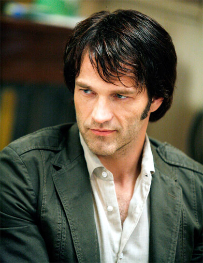 In foto Stephen Moyer (44 anni)