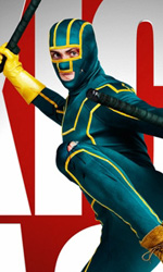 Kick-Ass: il video musicale di Mika e quattro nuovi poster - Il poster di Kick-Ass