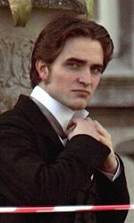 Bel Ami: le foto di Pattinson sul set di Londra e di Budapest - Pattinson diventa un immorale in Bel Ami