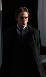 Bel Ami: le foto di Pattinson sul set di Londra e di Budapest - Pattison sul set di Budapest