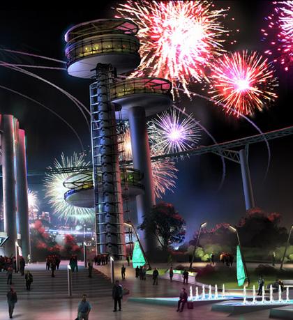Lo Stark Expo 2010 -