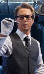 Iron Man 2: una featurette sottotitolata in italiano - Justin Hammer