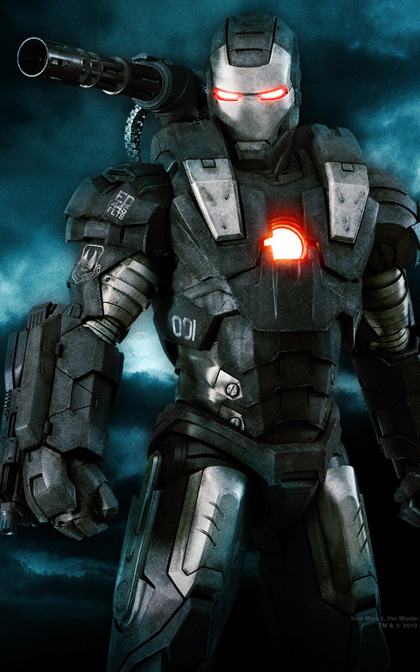 Il wallpaper di War Machine -