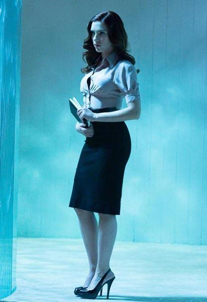 In foto Scarlett Johansson (32 anni)
