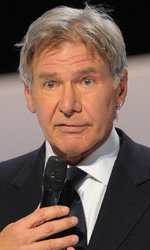 Cowboys and Aliens: Harrison Ford combatter� gli alieni - Harrison Ford ai Cesar Awards 2010