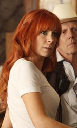 True Blood: prime immagini della terza stagione - Arlene, Bud ed Andy