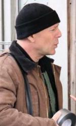 Red: prime foto sul set di Bruce Willis e Mary-Louise Parker - Willis e la Parker sul set