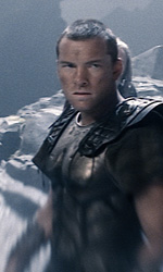 Scontro tra Titani: Leterrier ha scritto una trilogia - Una scena del film
