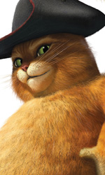 Shrek e vissero felici e contenti: la clip 'Gatto cosa ti � successo?' - Il Gatto con gli stivali