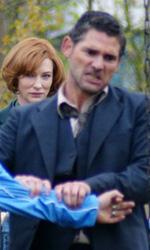 Hanna: prima immagine di Saoirse Ronan nei panni di una killer - Un momento delle riprese