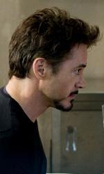 Iron Man 2: rimanete fino alla fine dei titoli di coda - L'assenza della storia del demone nella bottiglia