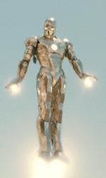Iron Man 2: rimanete fino alla fine dei titoli di coda - Un upgrade della tecnologia del film