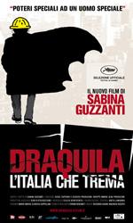 Sabina Guzzanti in diretta web - Draquila, dal 7 maggio al cinema