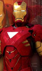 Iron man 2: azione, romanticismo e ironia - Eccezionali caratteristi di ferro