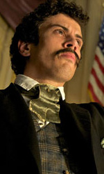 The Conspirator: prime foto di McAvoy e Kebbell nel film di Redford - John Wilkes Booth l'assassino di Lincoln