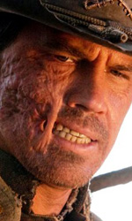 Jonah Hex, il trailer: com'è vivere con una faccia come quella? - Arriva Jonah Hex, lo sfregiato cacciatore di taglie