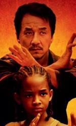 The Karate Kid: La Leggenda Continua, il dietro le quinte - Il ragazzo del karate impara il kung-fu