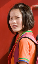 The Karate Kid: La Leggenda Continua, il dietro le quinte - Mei Ying