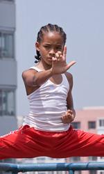 The Karate Kid: La Leggenda Continua, il dietro le quinte - Dre