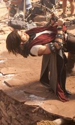 Prince of Persia - Le sabbie del tempo: 4 backstage in italiano - Jake Gyllenhaal durante le riprese